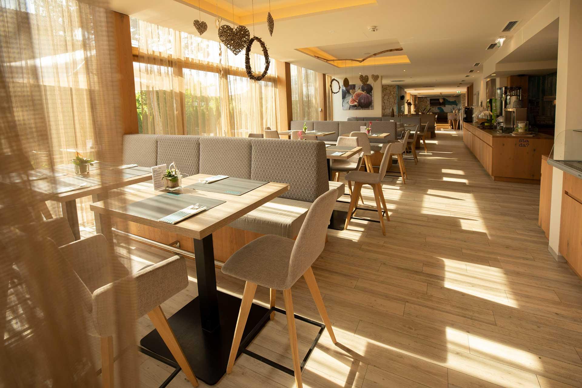 Bader-Images Restaurantfotografie Interieur
